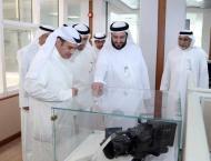 Kuwaiti media delegation visits WAM