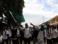 Kashmir under siege ahead of India's Independence Day
