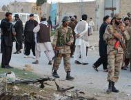 14 men injured in hand grenade blast in Nushki