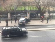 REVIEW - Car-Ramming Incident in London Investigated as Terror At ..