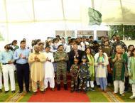 Pakistan Navy Celebrates  71St Anniversary Of Pakistan With Tradi ..