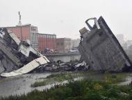 Italy: 11 die, 5 injured in Genoa bridge collapse