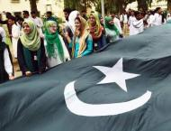 Independence Day celebrated in GB with great national fervor