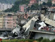 22 dead in Italy motorway bridge collapse 'tragedy'
