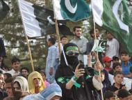 Istehkam-e-Pakistan Rally started from Mastung to Quetta