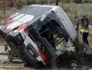 Bus accident in Ecuador kills 22: official