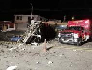 Bus accident in Ecuador kills 23