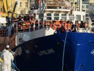 Malta Says Allows Aquarius Migrant Boat to Dock, Migrants to Be S ..