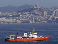 Aquarius Boat With 141 Migrants on Board Docks in Maltese Port -  ..