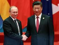 China's Xi Expected in Russia's Vladivostok in September - Putin