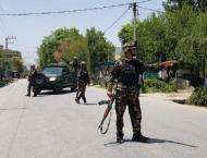 Afghan Security Forces Kill 2 Gunmen Involved in Attack on Traini ..