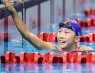 Five swimmers set to make a splash at the Asian Games