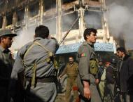 Gunmen attack intelligence training centre in Kabul