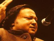 Death anniversary of Nusrat Fateh Ali observed on Thursday