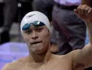 Hot stuff: China swim king Sun eyes Asian sweep
