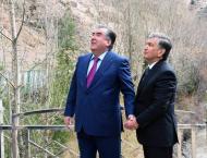 Tajik President to Start 2-Day State Visit to Uzbekistan Friday - ..