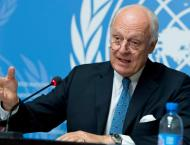 De Mistura Plans to Hold Talks on Syrian Constitutional Commissio ..