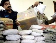 Pakistan Customs Sukkur seizes 88 kilograms of Hashish in Karachi ..