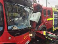 Bus Bound to Berlin From Sweden Crashes in Rostock Leaving 16 Peo ..