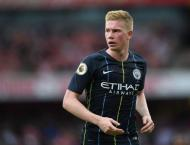 De Bruyne to miss three months with knee injury: Manchester City ..