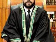 Balochistan High Court Justice Muhammad Noor Meskanzai laid found ..