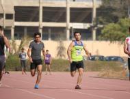 Punjab University VC inaugurates jogging track