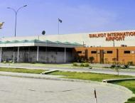 Passenger held with bullets at Sialkot airport