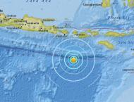 6.2-Magnitude Quake Strikes Off Indonesia Coast - EMSC