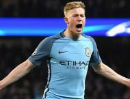 Guardiola admits De Bruyne will be hard to replace
