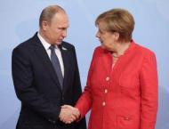 Putin-Merkel Talks Unlikely to Shift Bilateral Ties But Minor Agr ..