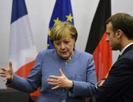 French President, German Chancellor Discuss Syria, Ukraine, Migra ..