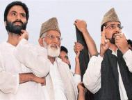 Mirwaiz Umar Farooq terms notices issued to Syed Ali Gilani, Muha ..