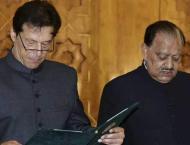 Imran Khan takes oath as Prime Minister of Pakistan