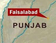 4 held for decanting in Faisalabad