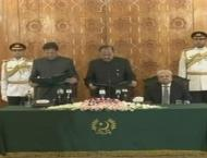 Imran Khan takes oath as PM ending decades of PPP, PML-N rule     ..