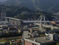 Head of Genoa Collapsed Bridge's Operator Apologizes for First Ti ..