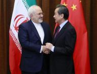 Chinese Foreign Minister Says Beijing Ready to Boost Ties With Ir ..