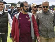 VP attends Sheikh Mohammed bin Rashid Al Maktoum UK Endurance Fes ..