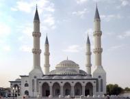Hamdan bin Zayed  to perform Eid prayer Al Farouk Mosque, Dhafrah