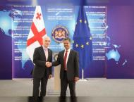 UAE non-resident Ambassador meets Georgian FM