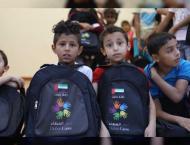 Dubai Cares distributes 50,000 school kits to Syrian children in  ..