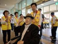 S. Koreans head for family reunions in North after decades apart ..