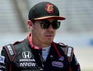 Wickens lucky to be alive after scary IndyCar crash