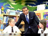 Sunny Varkey commits AED5 million to UAE committee for relief and ..