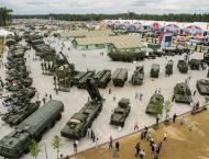 Russia's Rosoboronexport Says to Hold Talks With 50 Foreign Deleg ..