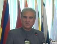 Shah Mehmood Qureshi vows a 'Pakistan First' foreign policy