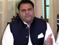 Fawad Chaudhry assumes charge as Information and Broadcasting Min ..