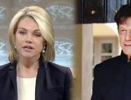 U.S. Department of State Spokesperson Heather Nauert Welcoming th ..