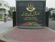 Allama Iqbal Open University introduces academic programs for ove ..