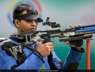 S. Korean shooter wins silver in women's 10m air rifle